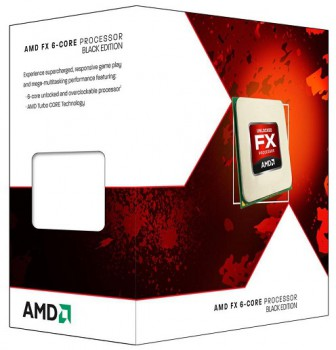 Процессор AMD FX 6300 AM3+ (FD6300WMHKBOX) (3.5GHz) Box